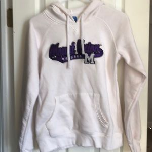 Women's Mount Union hoodie size Medium.